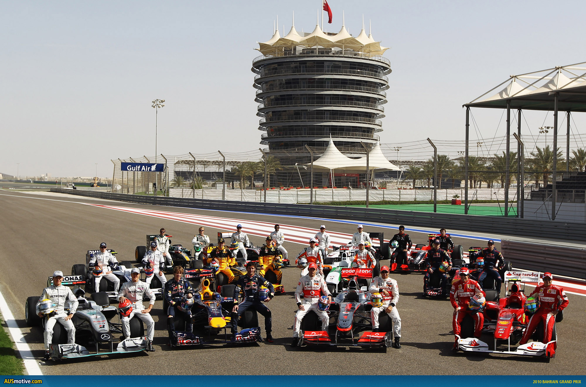 formel 1 in bahrain