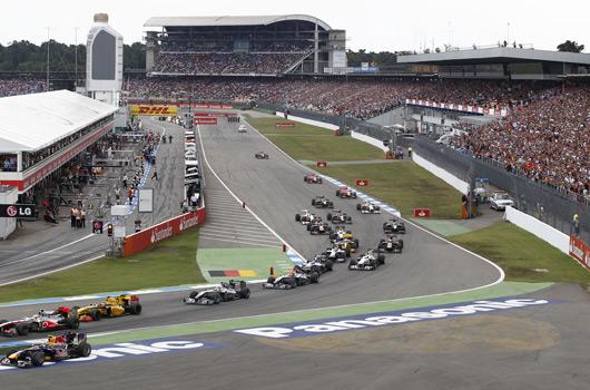 2010 German GP