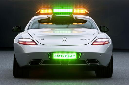Mercedes-Benz SLS AMG, F1 Safety Car