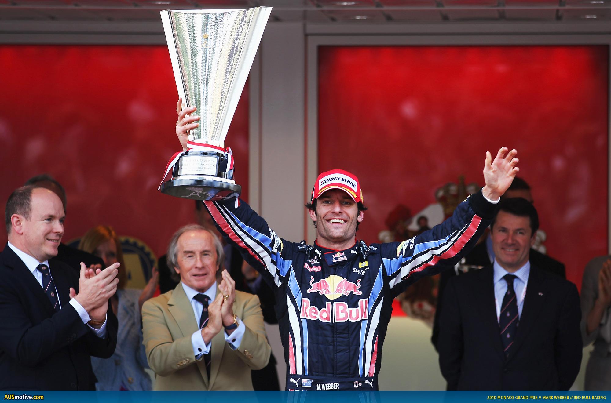 Monaco Grand Prix victory.