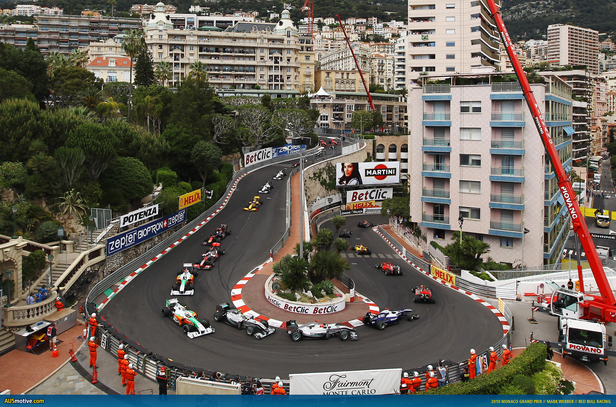 2010 monaco grand prix in pictures. Black Bedroom Furniture Sets. Home Design Ideas