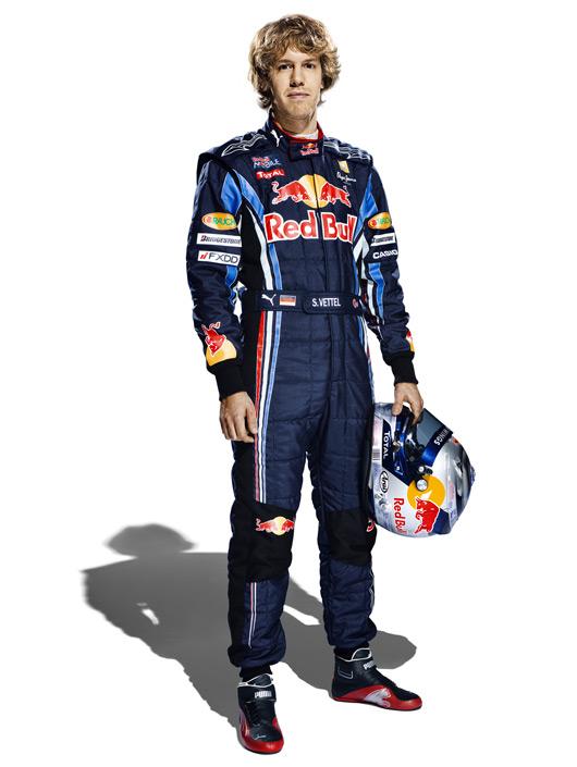 Red Bull Racing - Sebastien Vettel