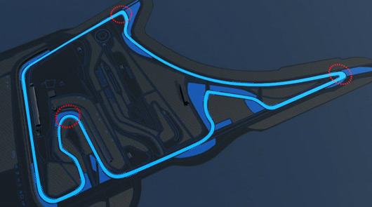 Mark Webber drives virtual lap of Hockenheim