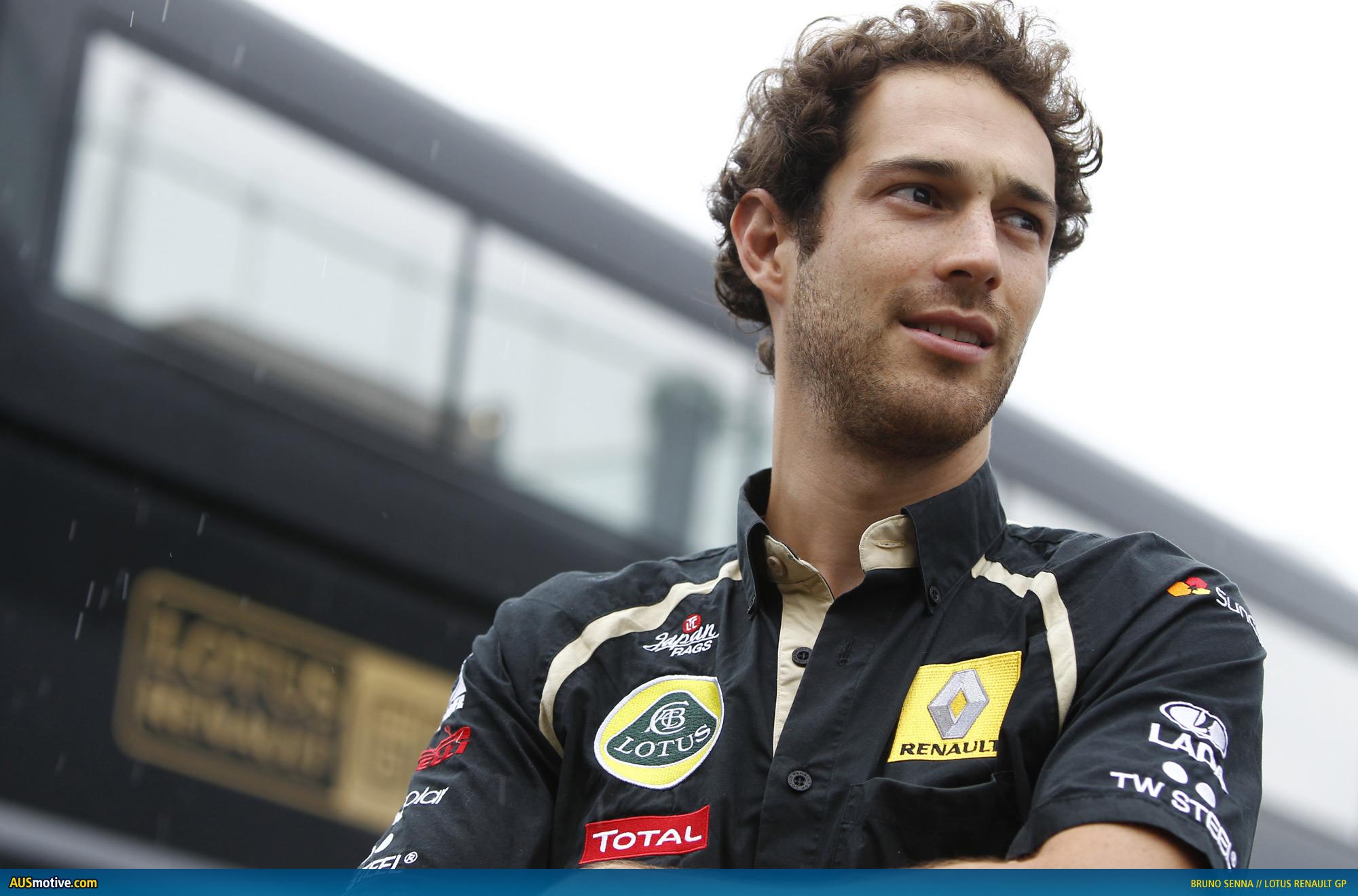 Ausmotive Com 187 Eddie Jordan Says Heidfeld Out Senna In