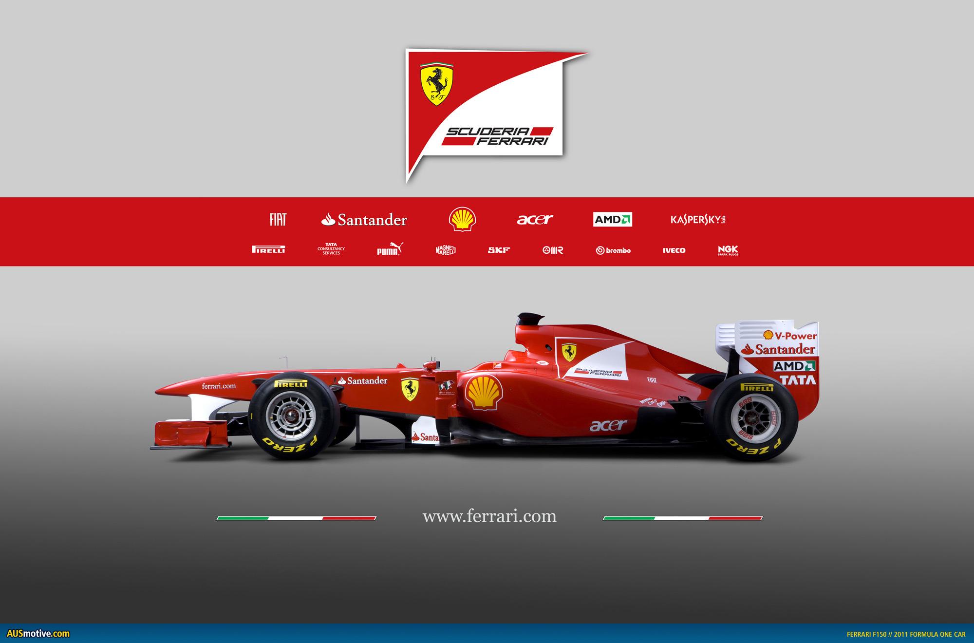 Ferrari f1 f150 11