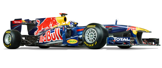 Red Bull Racing RB7 preview