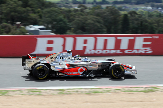 F1 car at Bathurst