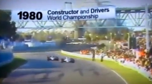 Williams F1 video history