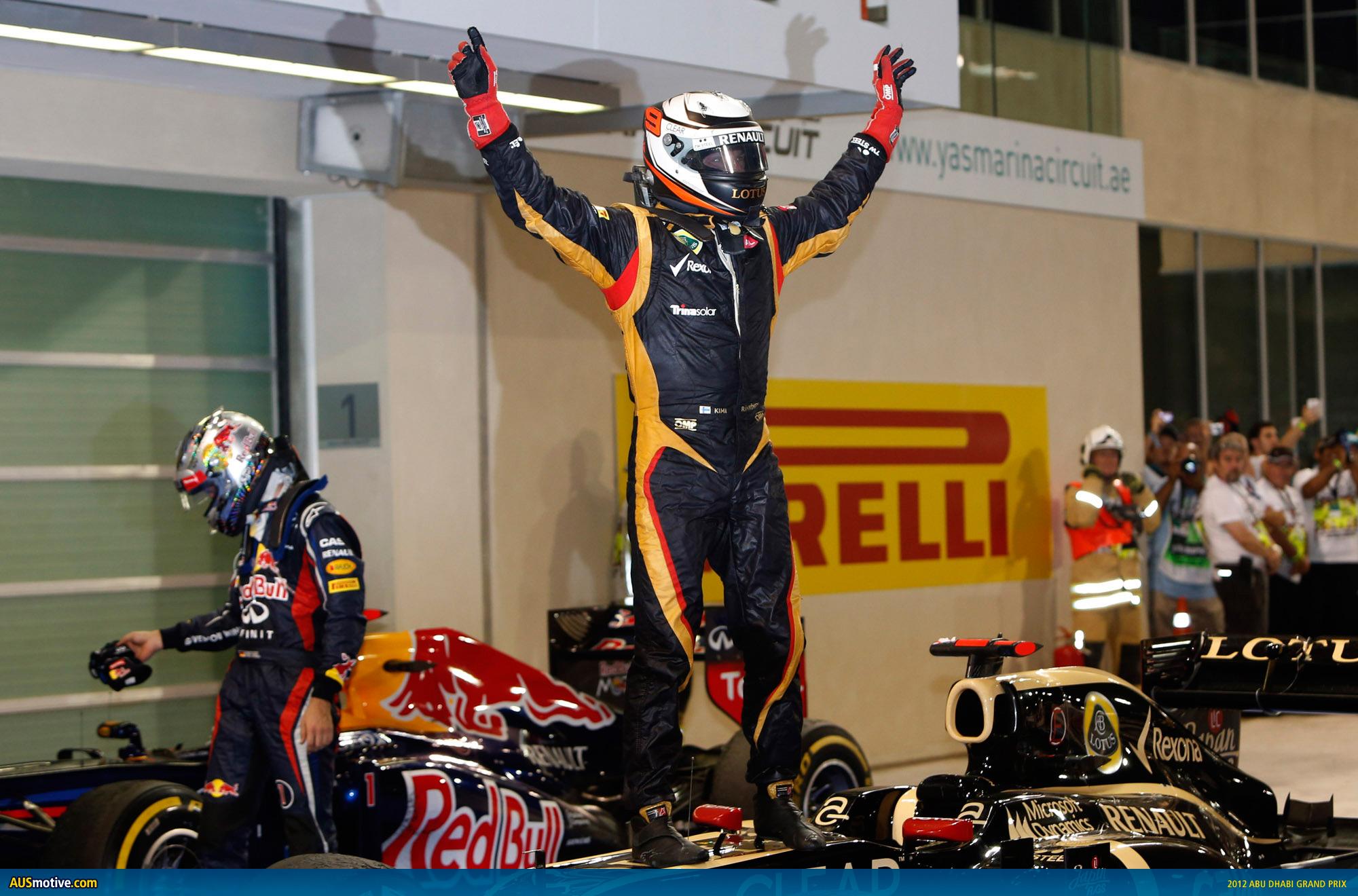 Ausmotive Com 187 2012 Abu Dhabi Grand Prix In Pictures