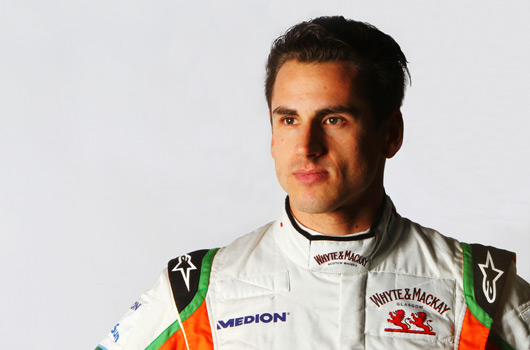 AUSmotive Adrian Sutil In Frame For Force India Return