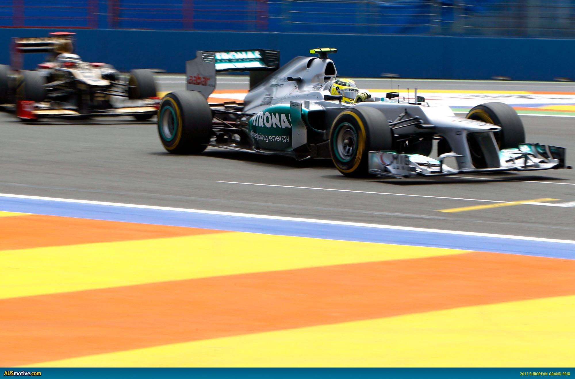 AUSmotive.com » 2012 European Grand Prix in pictures