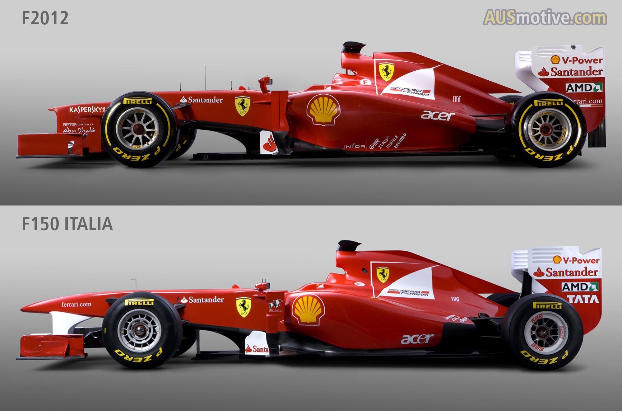 Mercedes amp Ferrari unveil their cars for the 2018 Formula