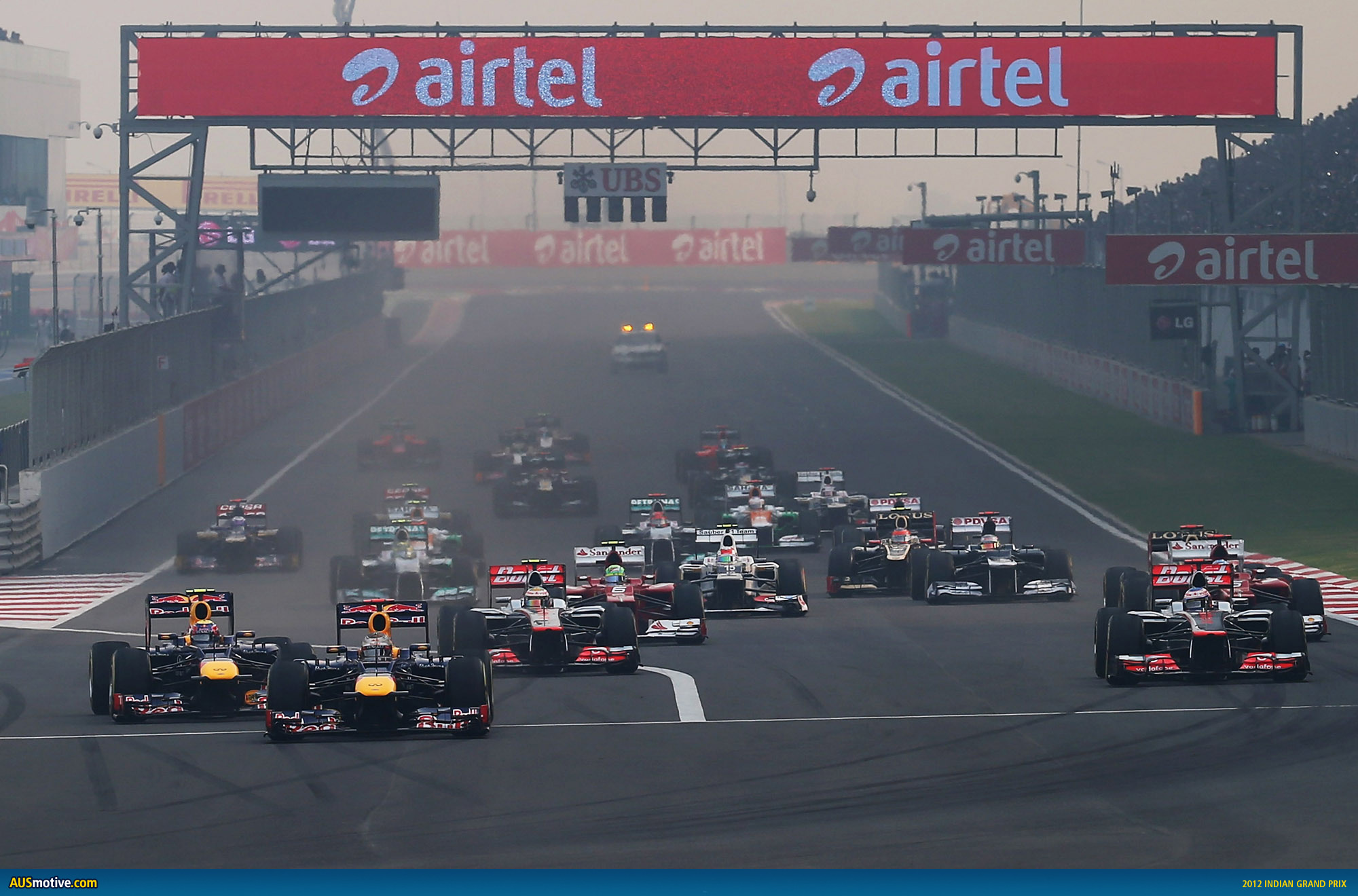 Ecclestone urges Indian GP promoters to make a decision