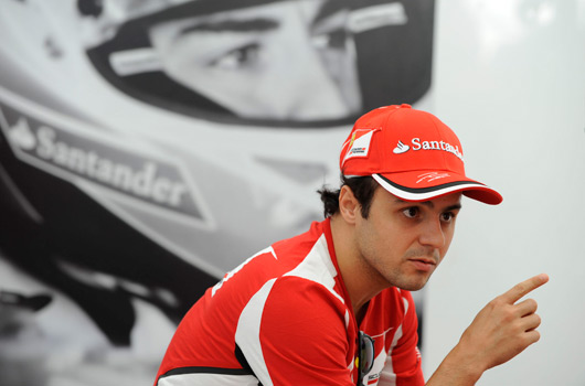 Felipe Massa, 2012 Japanese Grand Prix