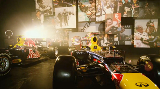 Red Bull Racing story