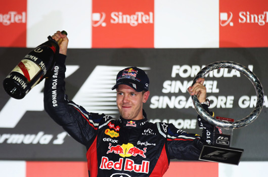2012 Singapore Grand Prix