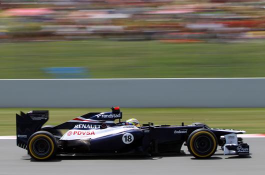 2012 Spanish Grand Prix