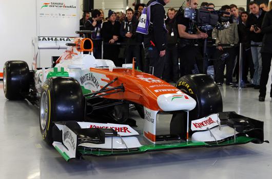 Force India VJM06