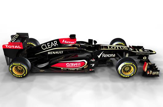 2013 Lotus F1 Team E21