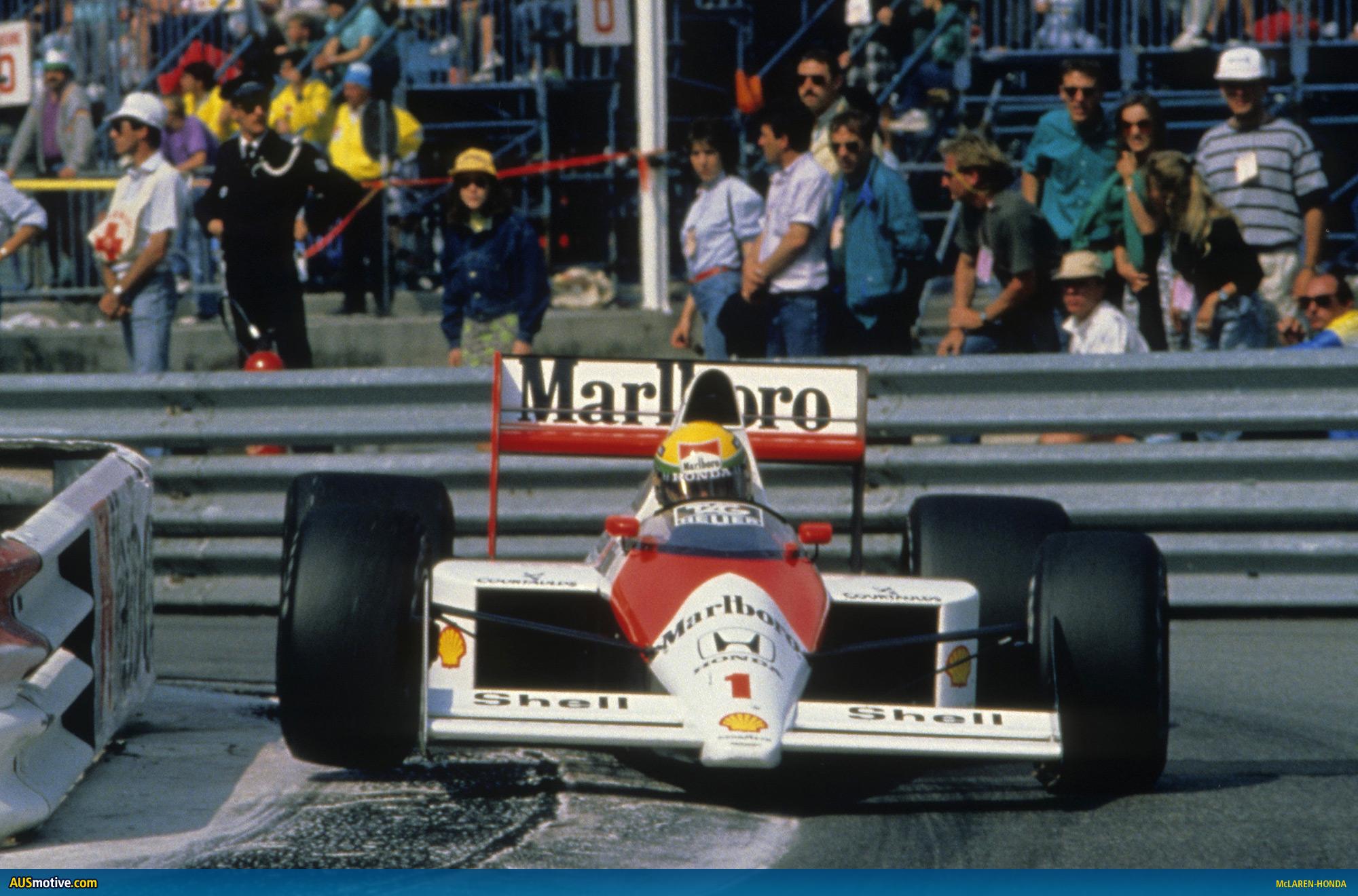 Monaco Grand Prix 1988 1989 Monaco Grand Prix