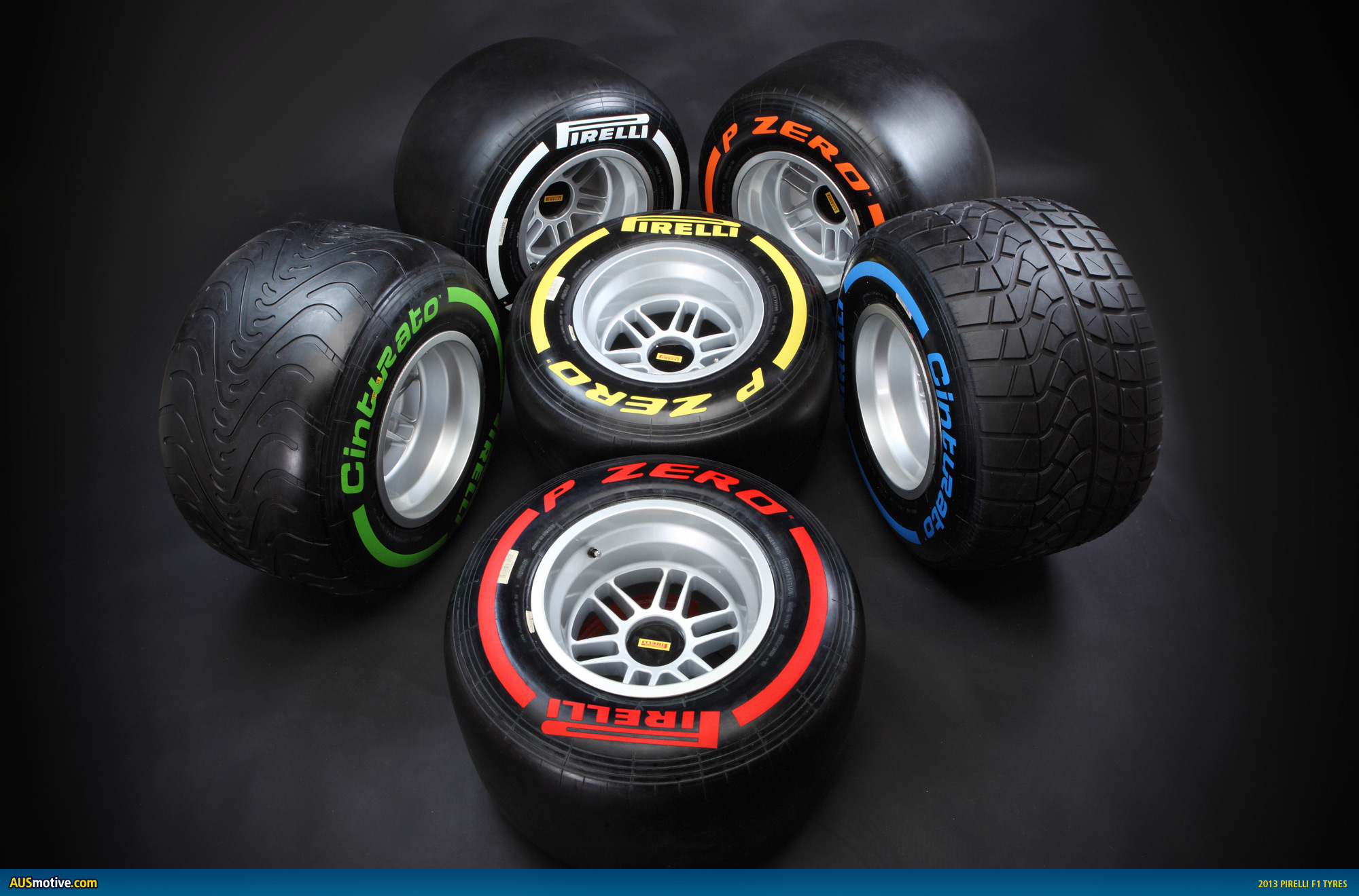 Quick Reference Guide To The 2013 F1 Season