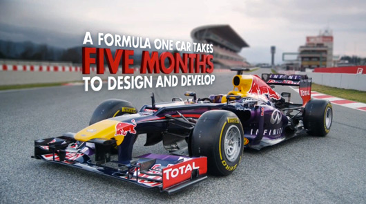 Red Bull Racing: How to make an F1 car