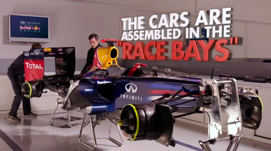 How to make an F1 car, part 4