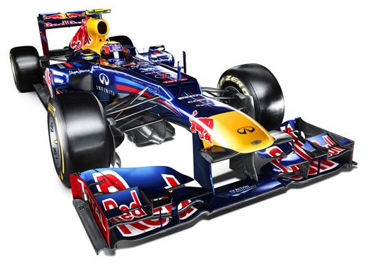 Red Bull Racing RB9 v RB8