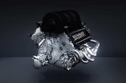 2014 Renault Sport F1 V6 engine