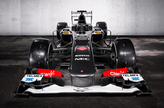 Sauber C32-Ferrari