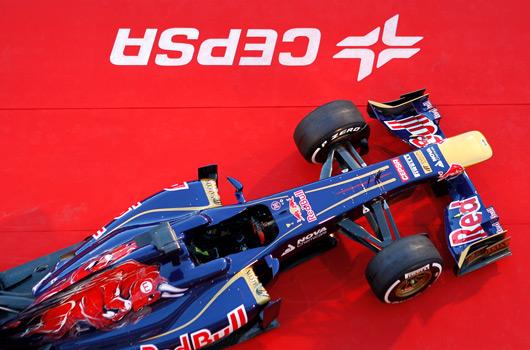 Toro Rosso STR8