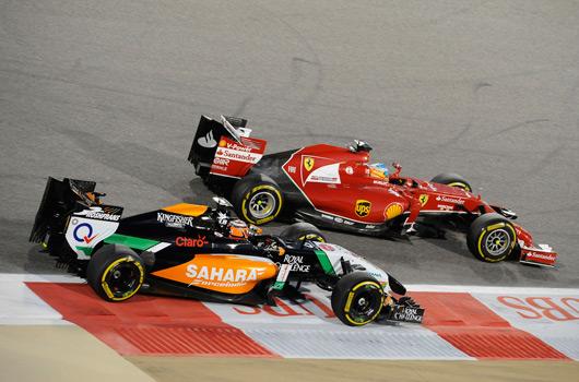 2014 Bahrain Grand Prix