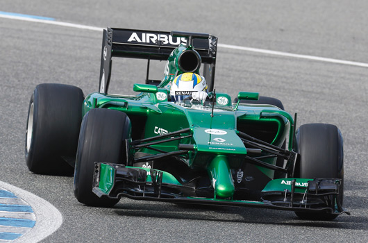 2014 Caterham CT05