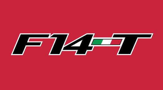Ferrari F14-T logo