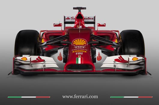 2014 Ferrari F14-T