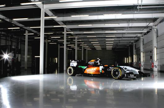 2014 Force India VJM07