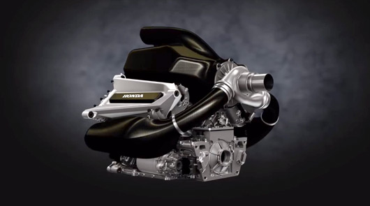 2015 Honda F1 engine