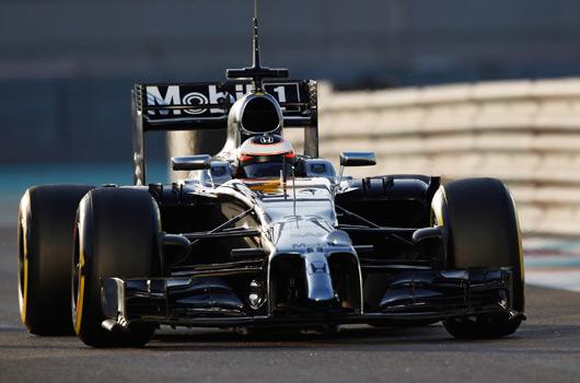 McLaren-Honda MP4-29H/X1