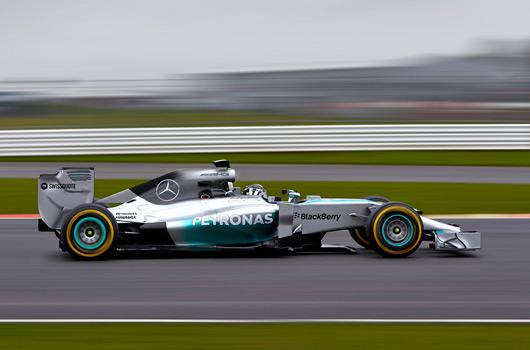 2014 Mercedes AMG F1 W05