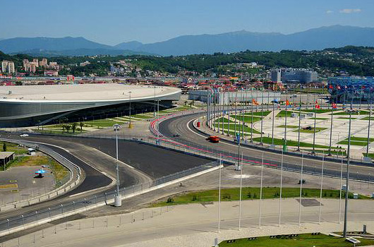 Sochi Autodrom, July 2014