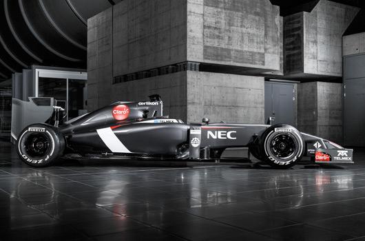 2014 Sauber C33