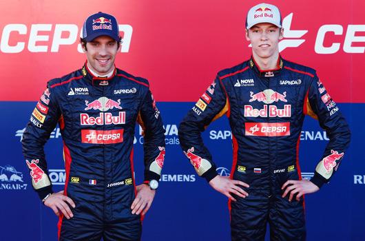 2014 Toro Rosso STR9