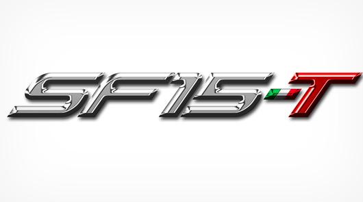 2015 Ferrari SF15-T logo