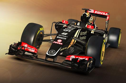2015 Lotus E23