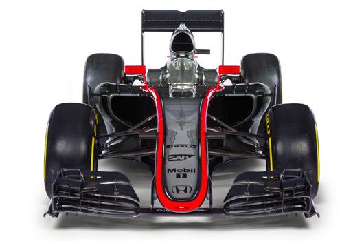 2015 McLaren-Honda MP4-30