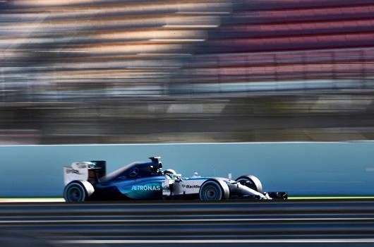 Lewis Hamilton, Mercedes AMG W06