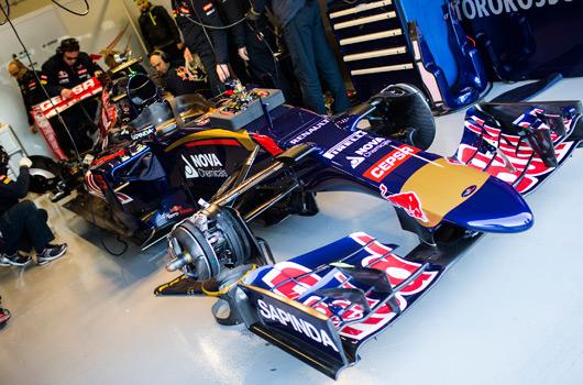 2015 Toro Rosso STR10