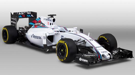 2015 Williams FW37