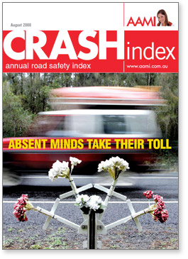 AAMI Crash Index 2008