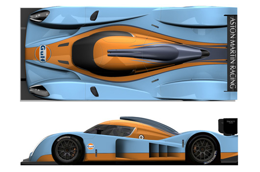 2009 Aston Martin LMP1